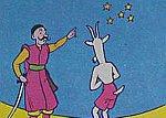Twardowski pokazuje gwiazdy