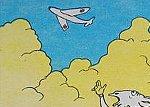 samolot o polskich kolorach