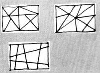 puzzle własnej roboty - wycinianie